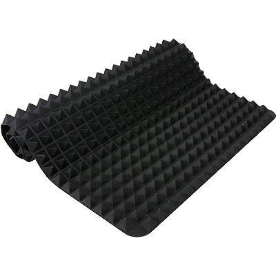 Tapete de Silicone Culinário para forno 40x28cm - preto