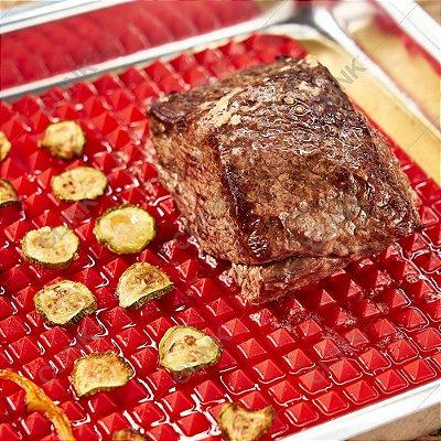 Tapete de Silicone Culinário para forno 40 x 28 cm