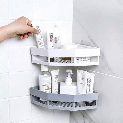 Suporte para Shampoo Organizador sem furos na parede