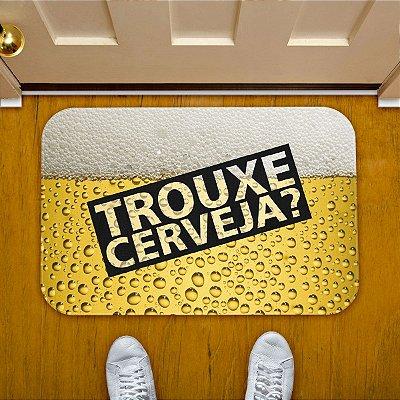 Tapete Decorativo Trouxe Cerveja