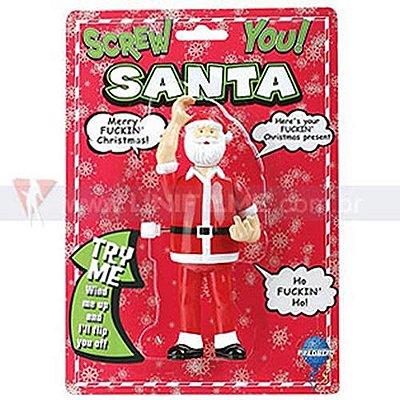 Papai Noel a Corda - Fuckin You Ho Ho!