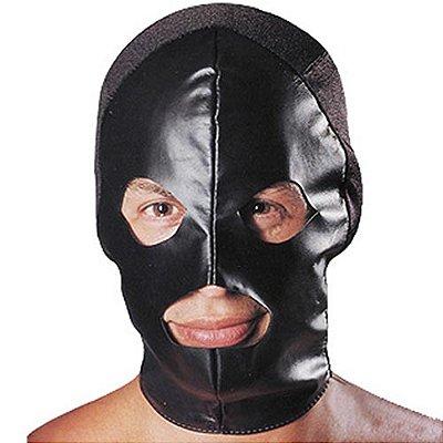 Máscara de couro Full Hood