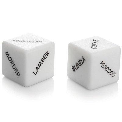 Dados Jogo Cubos do Amor
