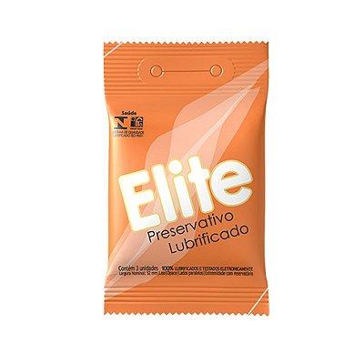 Preservativo Blowtex Elite - Pacote 3 Unidades