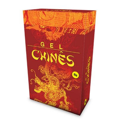 Gel Chinês - 8g
