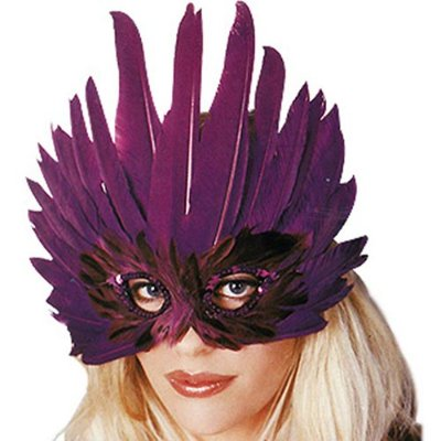 Festiva Exotic Mask Purple