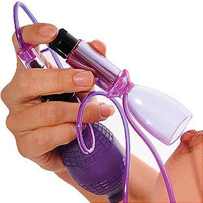 Estimulador de Seios Vibrating Nipple Pumps