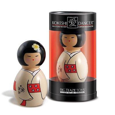 Kokeshi Dancer - Massageador em formato de Gueixa