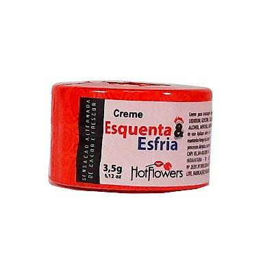 Creme Esquenta - Esfria - 3,5g