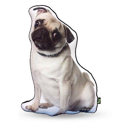 Almofada Coleção Cute Dogs - Pug