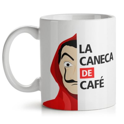 Caneca La Caneca de Café