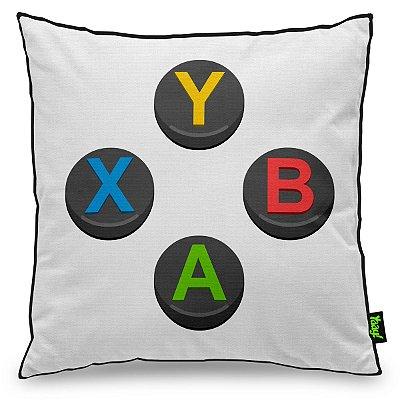 Almofada Gamer Joystick ABYX Caixista