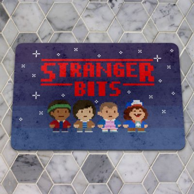 Capacho Eco Slim 3mm Stranger Bits