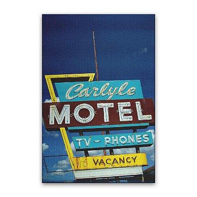 Quadro Carlyle Motel - 20 x 30
