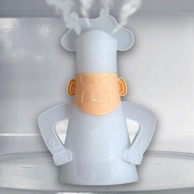 Limpador de Microondas Crazy Chef