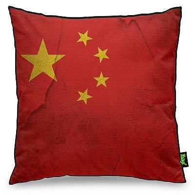 Almofada Bandeira da China