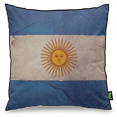 Almofada Bandeira da Argentina