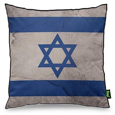 Almofada Bandeira de Israel