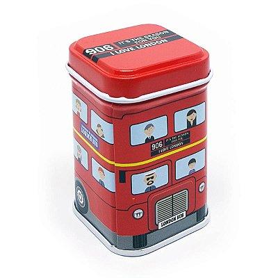 Latinha Reino Unido - London Bus