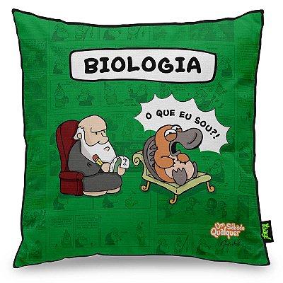 Almofada USQ Profissões Biologia