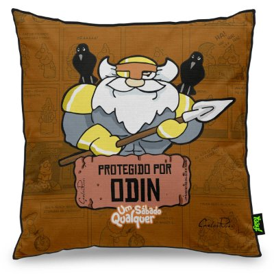 Almofada USQ Protegido por Odin