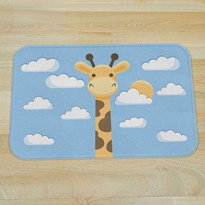 Tapete Fofo Girafa