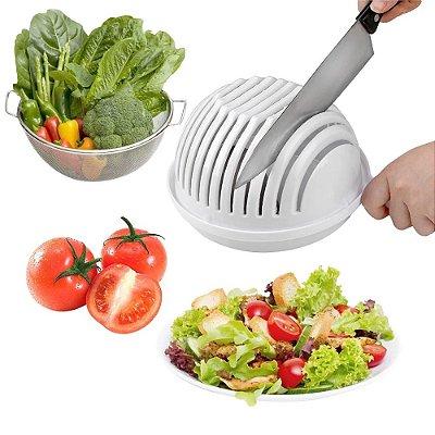 Cortador de Salada Salad Cutter Bowl