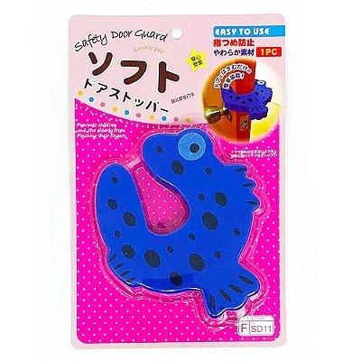 Protetor de Dedos Para Porta Peixinho - azul