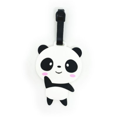Tag de Mala para viagem Panda Hi