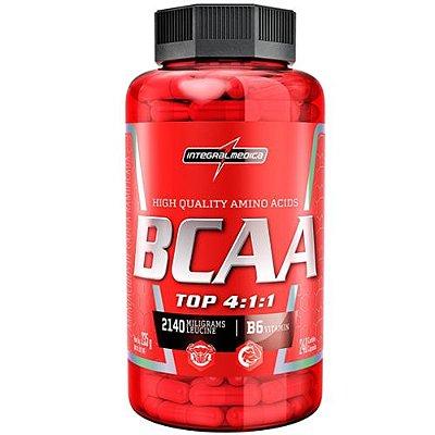 BCAA TOP 4:1:1 240caps - Integralmedica