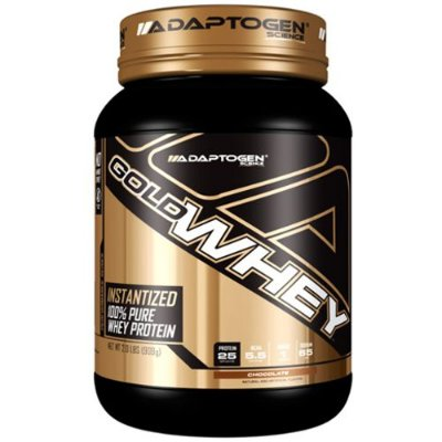 Gold Whey 900g - Adaptogen
