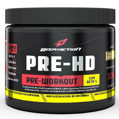Pré HD 100g - Body Action