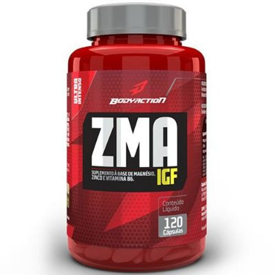 ZMA IGF-1 120Caps - Body Action