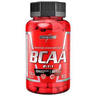 BCAA 2:1:1 90caps - Integralmedica