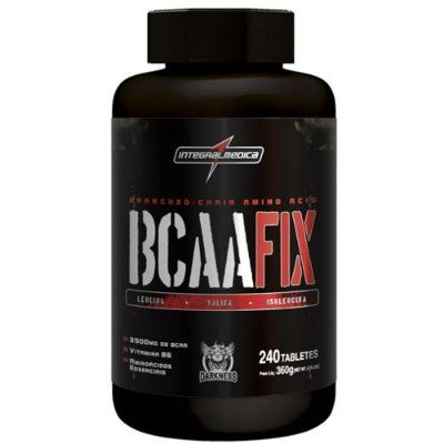 BCAA Fix 240tabs - Darkness