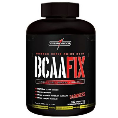 BCAA Fix 400tabs - Darkness