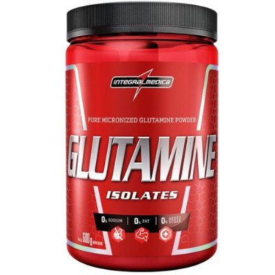 Glutamine Isolates 600g - Integralmedica