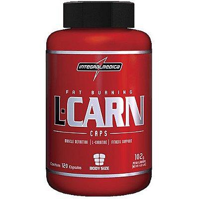 L-Carn 120caps - Integralmedica