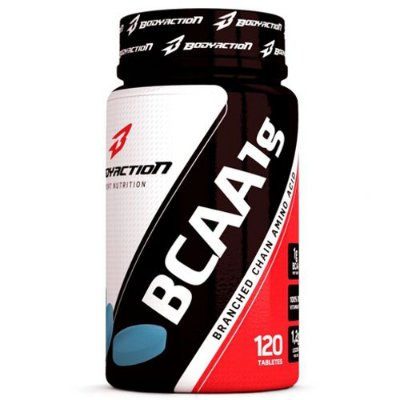 BCAA 1G 60tabs - Body Action
