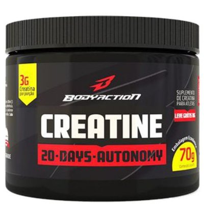 Creatina 70g - Body Action