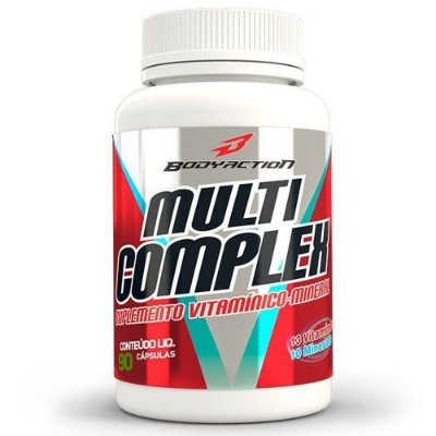 Multi Complex 90caps - Body Action