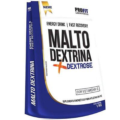 Malto C/ Dextrose 1kg - Profit