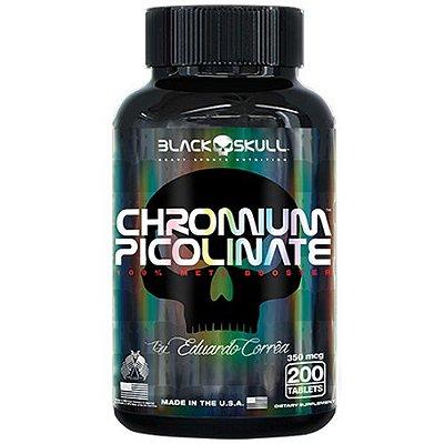 Chromium Picolinate 200tabs - Black Skull