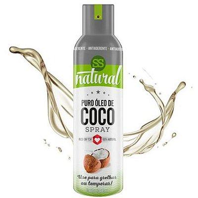 Óleo de Coco Spray 128ml - SS Natural