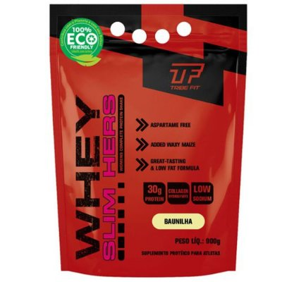 Whey Slim Hers 900g - Tribe Fit