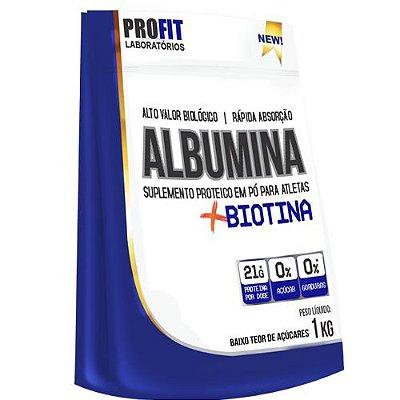 Albumina + Biotina 1kg - Profit