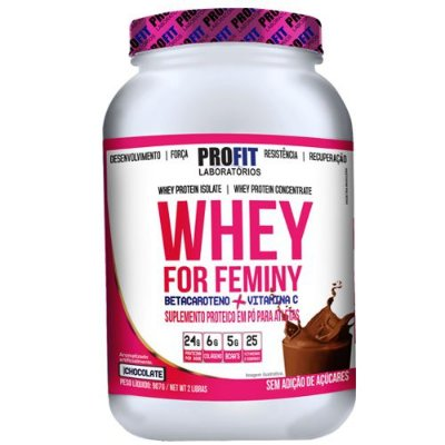 Whey For Feminy 900g - Profit