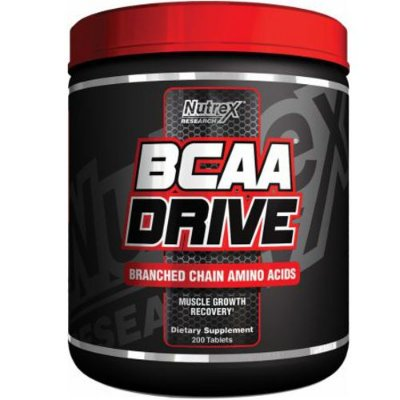 BCAA Drive 200tabs - Nutrex