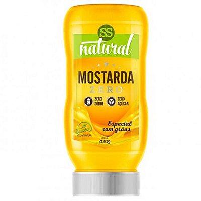 Mostarda Zero 420g - SS Natural