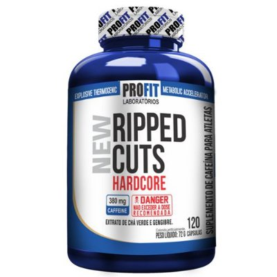 Ripped Cuts Hardcore 120caps - Profit